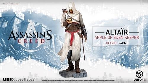 Assassin's Creed - Altaïr : Apple of Eden Keeper