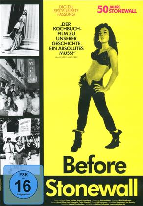 Before Stonewall (1984) (Neuauflage)