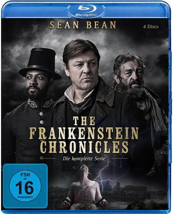 The Frankenstein Chronicles - Die komplette Serie (4 Blu-rays)