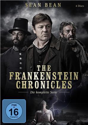The Frankenstein Chronicles - Die komplette Serie (4 DVDs)