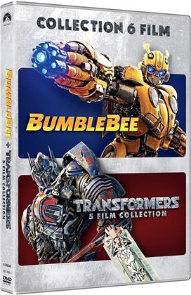Bumblebee + Transformers 1-5 - 6 Film Collection (6 DVDs)