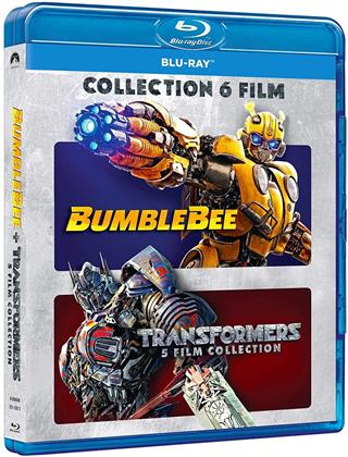 Bumblebee + Transformers 1-5 - 6 Film Collection (6 Blu-rays)