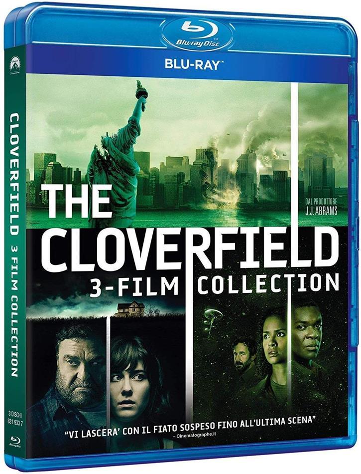 Cloverfield Trilogia (3 Blu-ray)