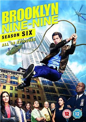 Brooklyn Nine-Nine - Season 6 (3 DVDs)