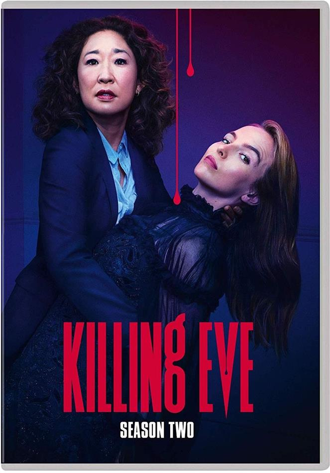 Killing Eve - Season 2 (2 DVDs)