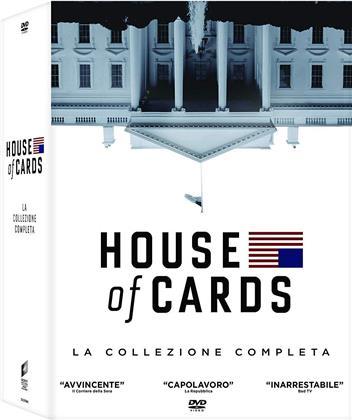 House of Cards - La collezione completa (23 DVD)