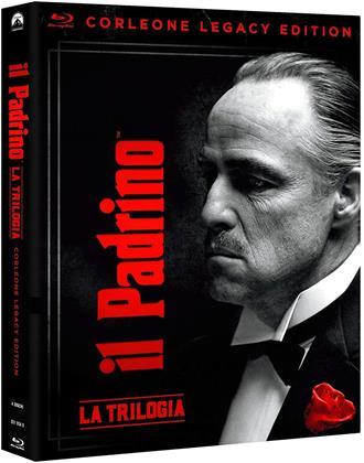 Il Padrino - La Trilogia - Corleone Legacy Limited Edition (4 Blu-ray)