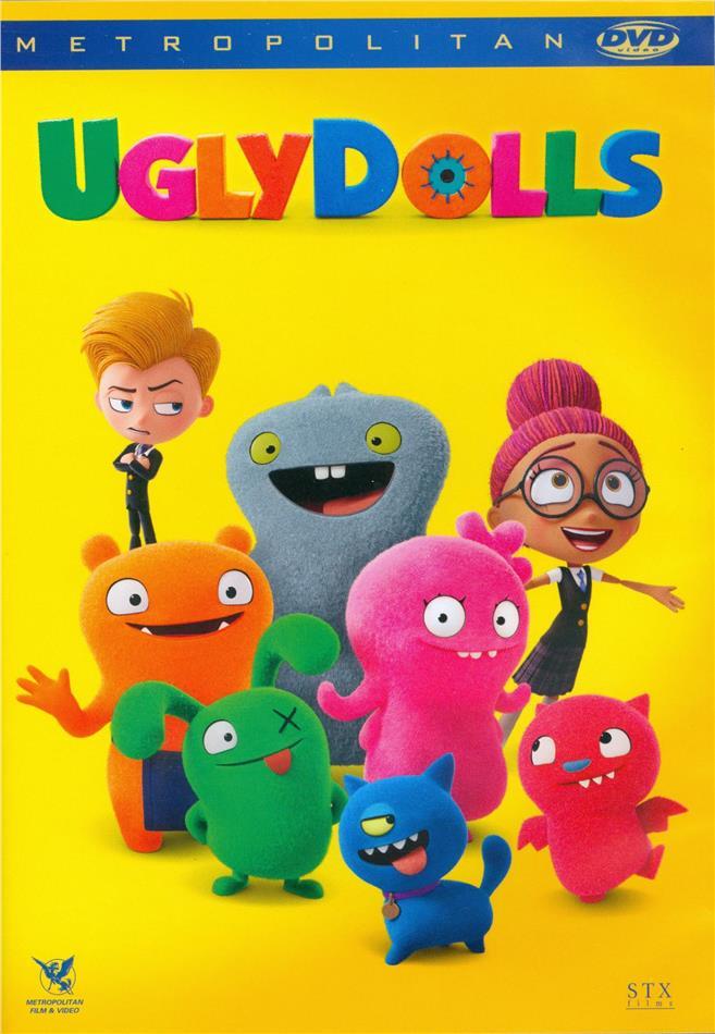 UglyDolls - Inclus une Peluche Porte-Clés (2019) (Limited Edition)