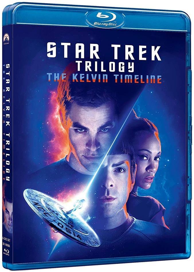 Star Trek - La Trilogia - The Kelvin Timeline Limited Edition (3 Blu-ray)