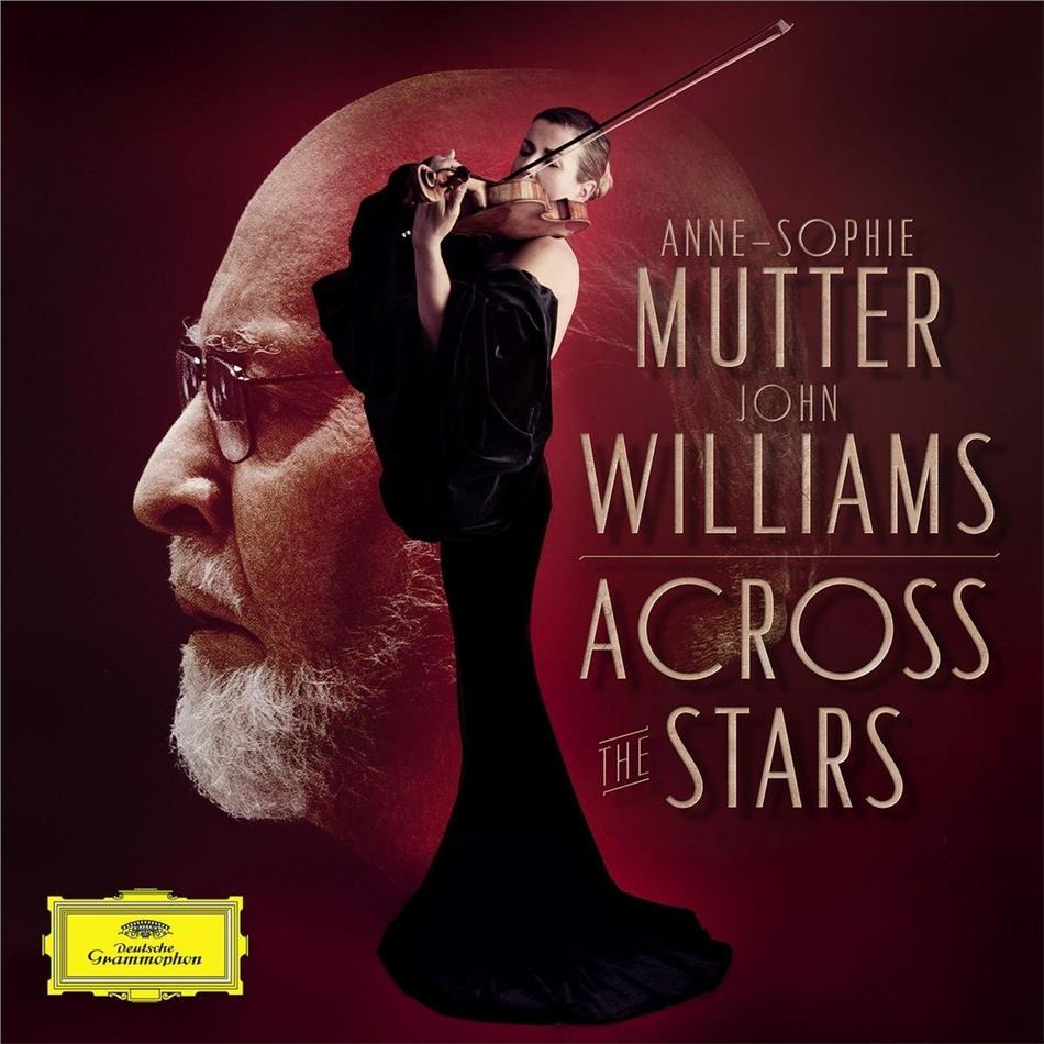 Anne-Sophie Mutter & John Williams (*1932) (Komponist/Dirigent) - Across The Stars (Deluxe Edition, CD + DVD)
