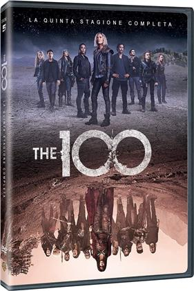 The 100 - Stagione 5 (3 DVDs)