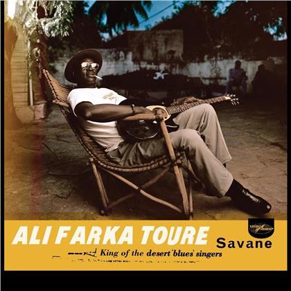 Ali Farka Toure - Savane (2019 Reissue, World Circuit, Remastered, 2 LPs)
