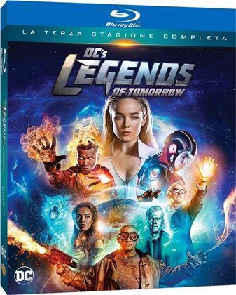 DC's Legends of Tomorrow - Stagione 3 (3 Blu-rays)