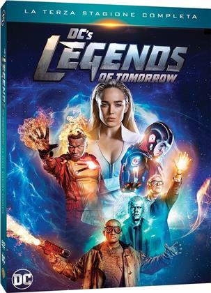 DC's Legends of Tomorrow - Stagione 3 (4 DVDs)