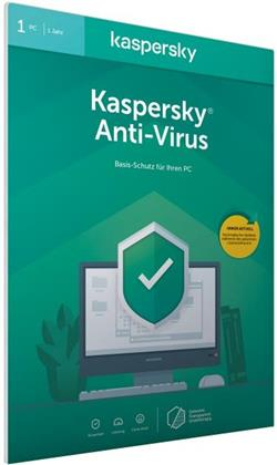 Kaspersky Anti-Virus (Code in a Box) (FFP)