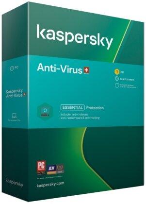 Kaspersky Anti-Virus (1 PC)