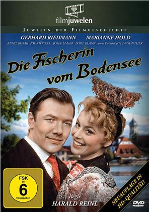 Die Fischerin vom Bodensee (1956) (Filmjuwelen, Neuauflage, Remastered)