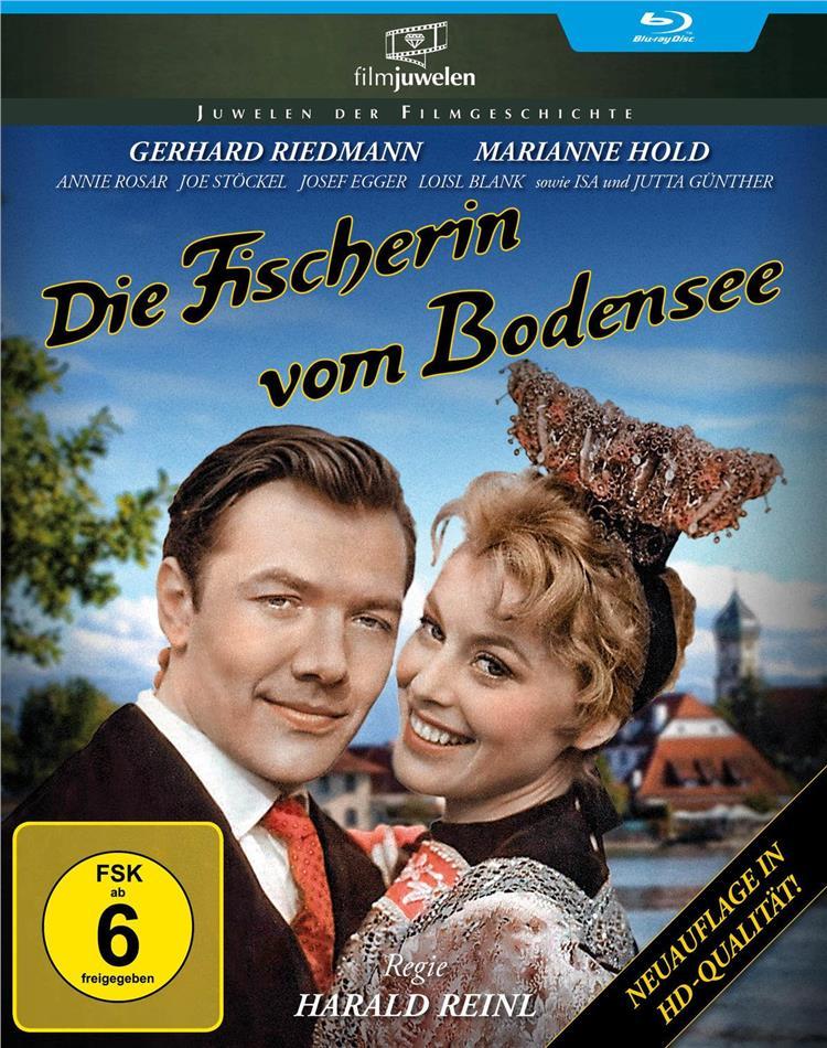 Die Fischerin vom Bodensee (1956) (Filmjuwelen, Versione Rimasterizzata)