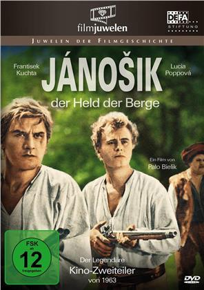 Janosik, Held der Berge - Der Original Kino-Zweiteiler (1963) (Filmjuwelen, 2 DVDs)