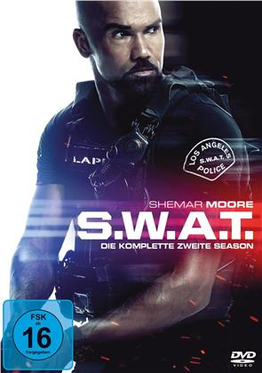 S.W.A.T. - Staffel 2 (2017) (6 DVDs)
