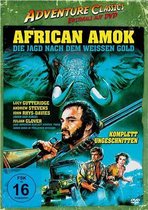 African Amok - Die Jagd nach dem weissen Gold (1988) (Kinoversion, Uncut)