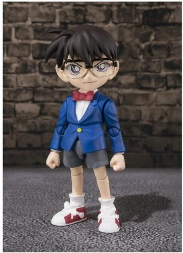 Tamashii Nations - Case Closed Edogawa Conan, Bandai S.H. Figuarts