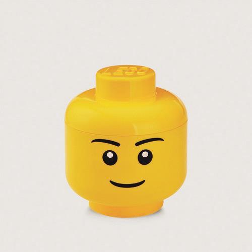 Room Copenhagen - Lego Storage Head Small Boy