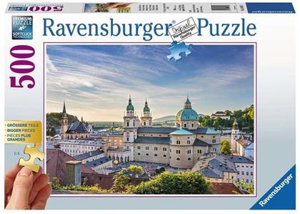Salzburg / Österreich - Puzzle 500 Teile