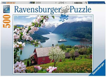 Skandinavische Idylle - Puzzle 500 Teile