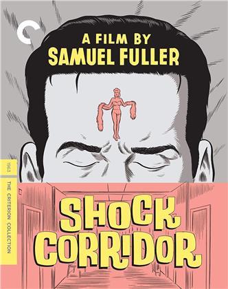 Shock Corridor (1963) (s/w, Criterion Collection)