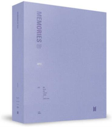 BTS - Memories of 2018 (4 DVD)
