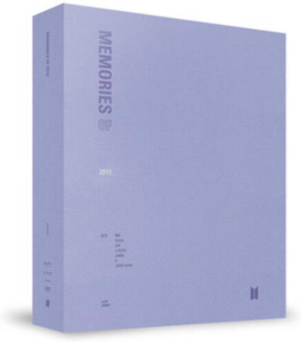 BTS - Memories of 2018 (4 DVDs)
