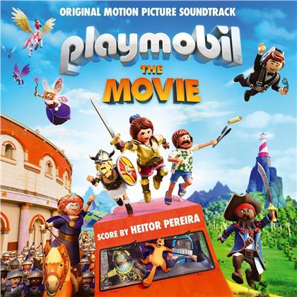 Playmobil: The Movie - OST