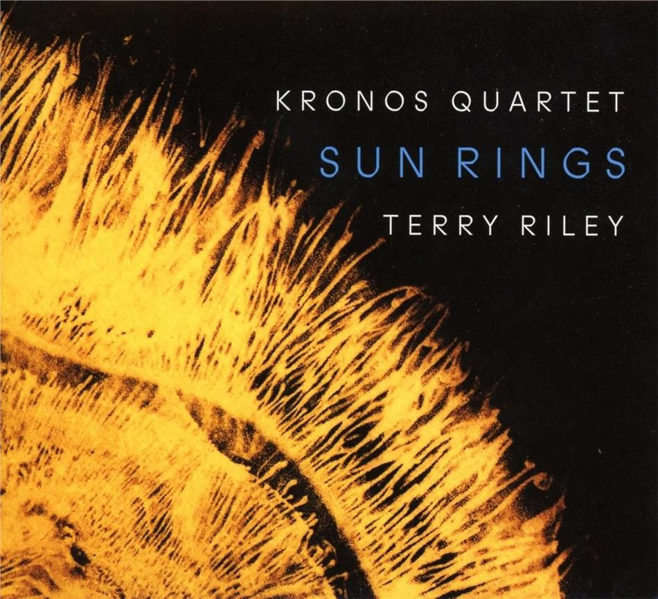 Kronos Quartet & Terry Riley - Sun Rings