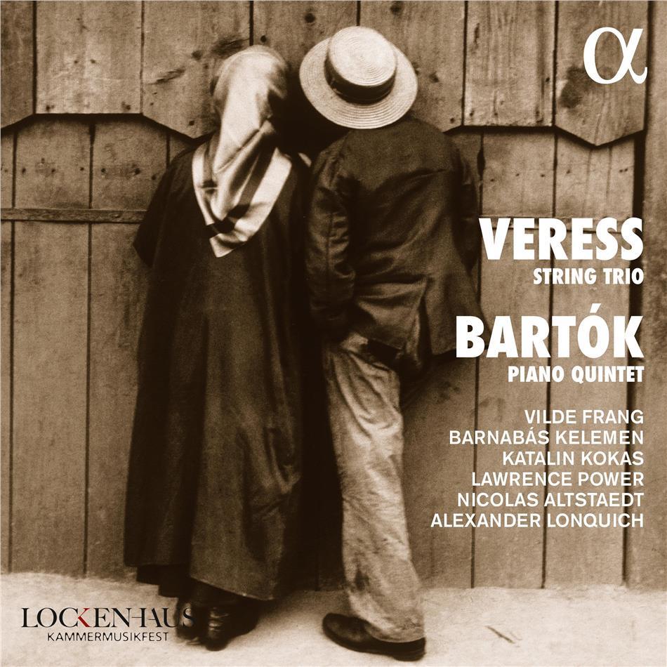 Vilde Frang, Alexander Lonquich, Nicolas Altstaedt, Katalin Kokas, Lawrence Power, … - String Trios / Piano Quintets