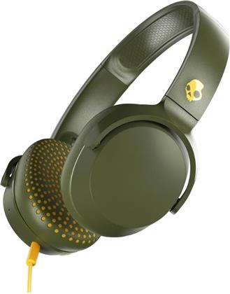 Skullcandy Riff - Wireless Headphones (Elevated Olive)