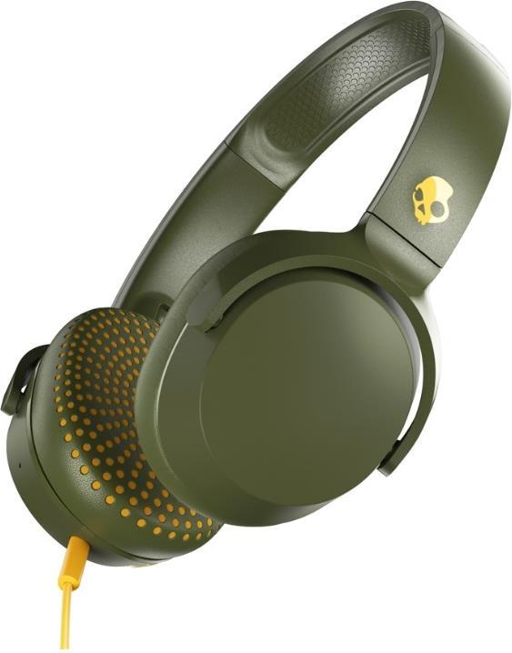 Skullcandy Riff - Wireless Headphones (Elevated Olive)