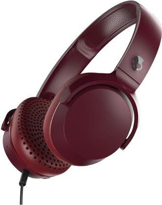 Skullcandy Riff - Wireless Headphones (Deep Red)