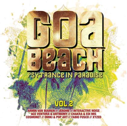 Goa Beach Vol. 2 - Psytrance In Paradise (2 CDs)