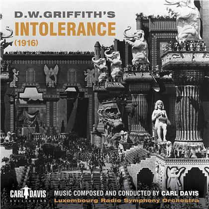 Luxemburg Radio Symphony Orchestra, Carl Davis (*1936) & Carl Davis (*1936) - Intolerance - OST
