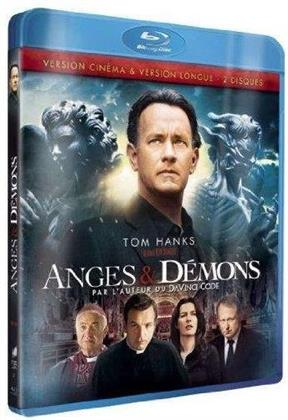 Anges & Démons (2009) (Extended Edition, Version Cinéma, 2 Blu-ray)