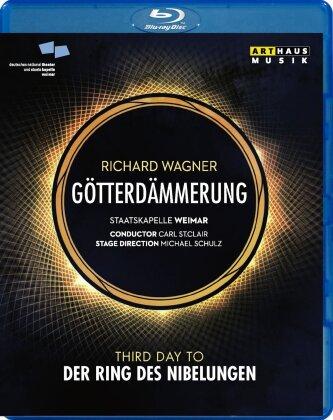 Staatskapelle Weimar, Carl St. Clair, … - Wagner - Götterdämmerung