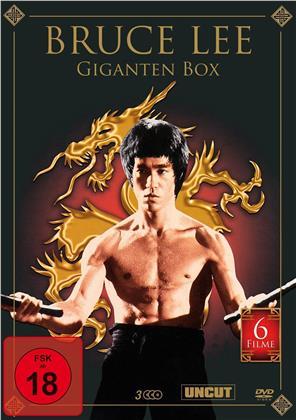 Bruce Lee - Giganten Box (Uncut, 3 DVD)