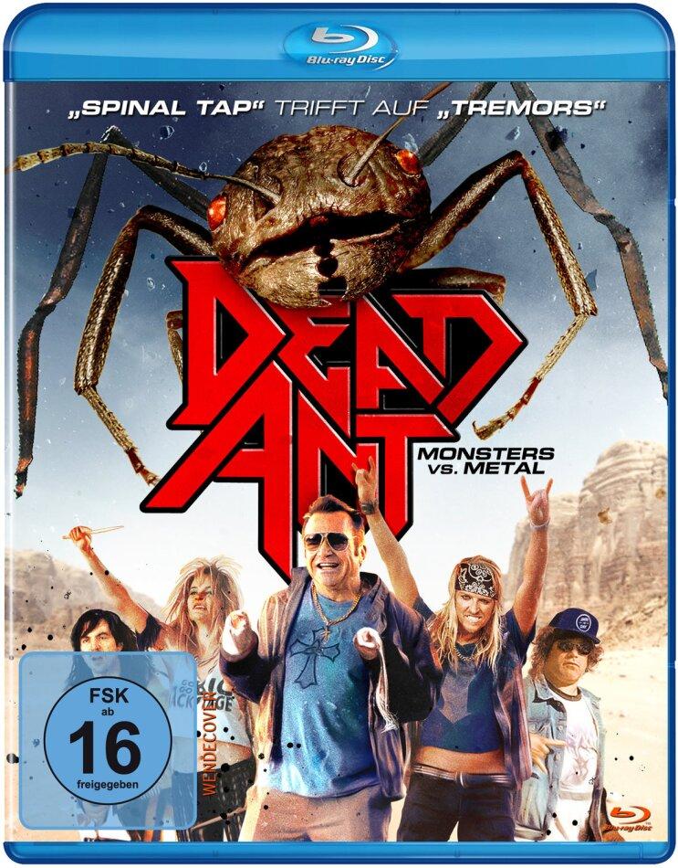 Dead Ant - Monsters vs. Metal (2017)