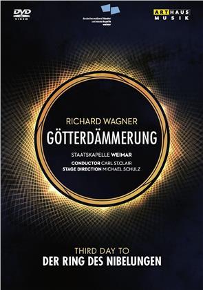 Staatskapelle Weimar, Carl St. Clair, … - Wagner - Götterdämmerung (Arthaus Musik, 2 DVDs)