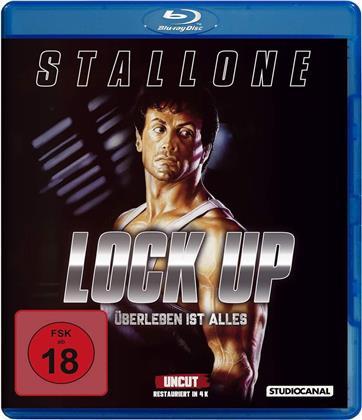 Lock Up - Überleben ist alles (1989) (4K-restauriert, Uncut)