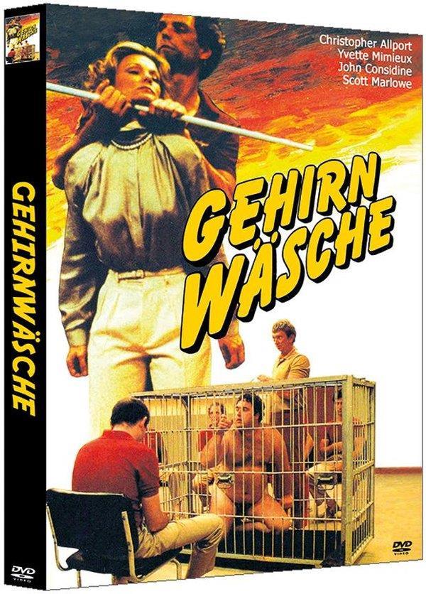 Gehirnwäsche (1981) (Cover A, Limited Edition, Mediabook, Uncut, 2 DVDs)