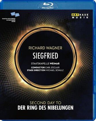 Staatskapelle Weimar, Carl St. Clair, … - Wagner - Siegfried (Arthaus Musik)