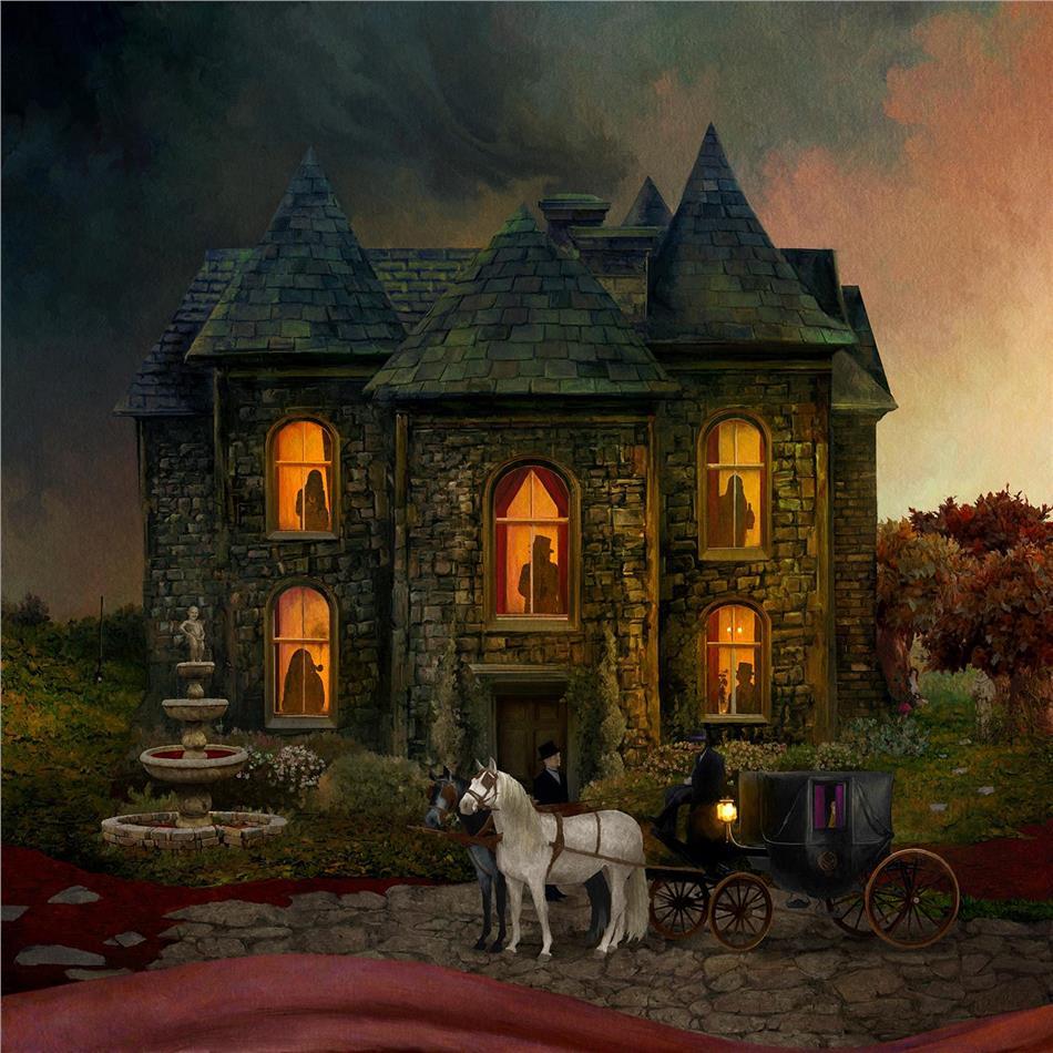 Opeth - In Cauda Venenum (English & Swedish Version, 4 LPs + 2 CDs + Blu-ray)