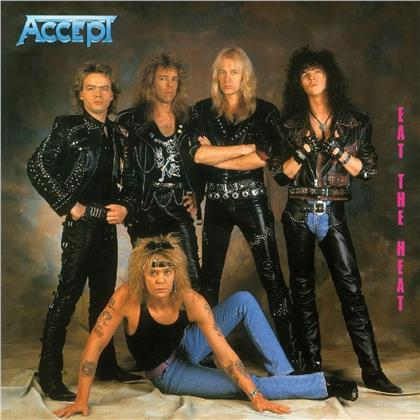 Accept - Eat The Heat (2019 Reissue, Limited Edition, Colored, LP)